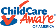 ChildCare Aware of America logo links to website