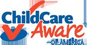 ChildCare Aware of America logo links to website