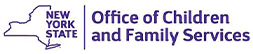 Office of Children and Family Services logo links to website