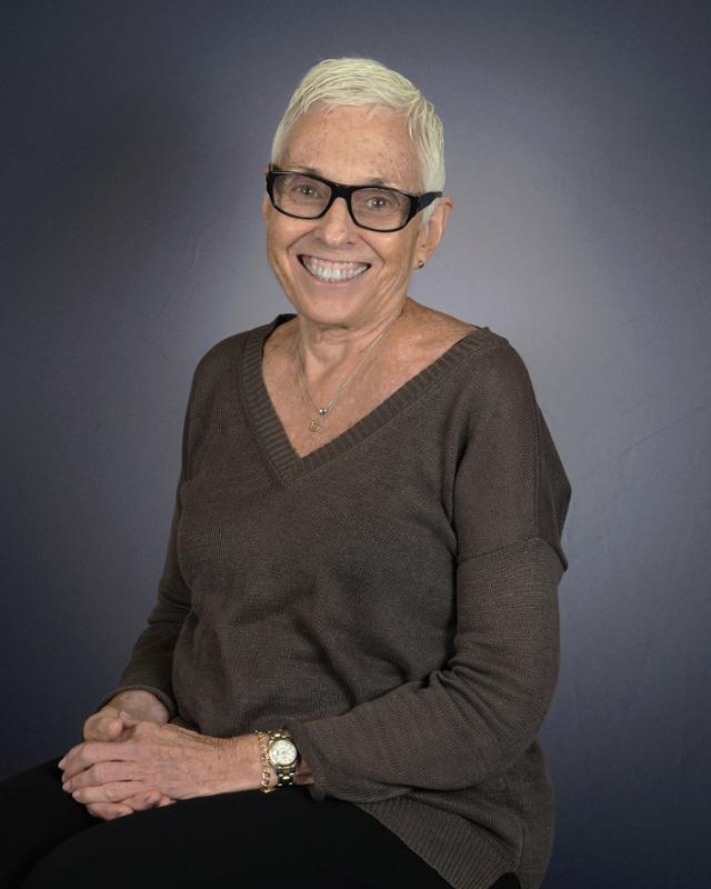 Headshot - Rita Epstein, owner