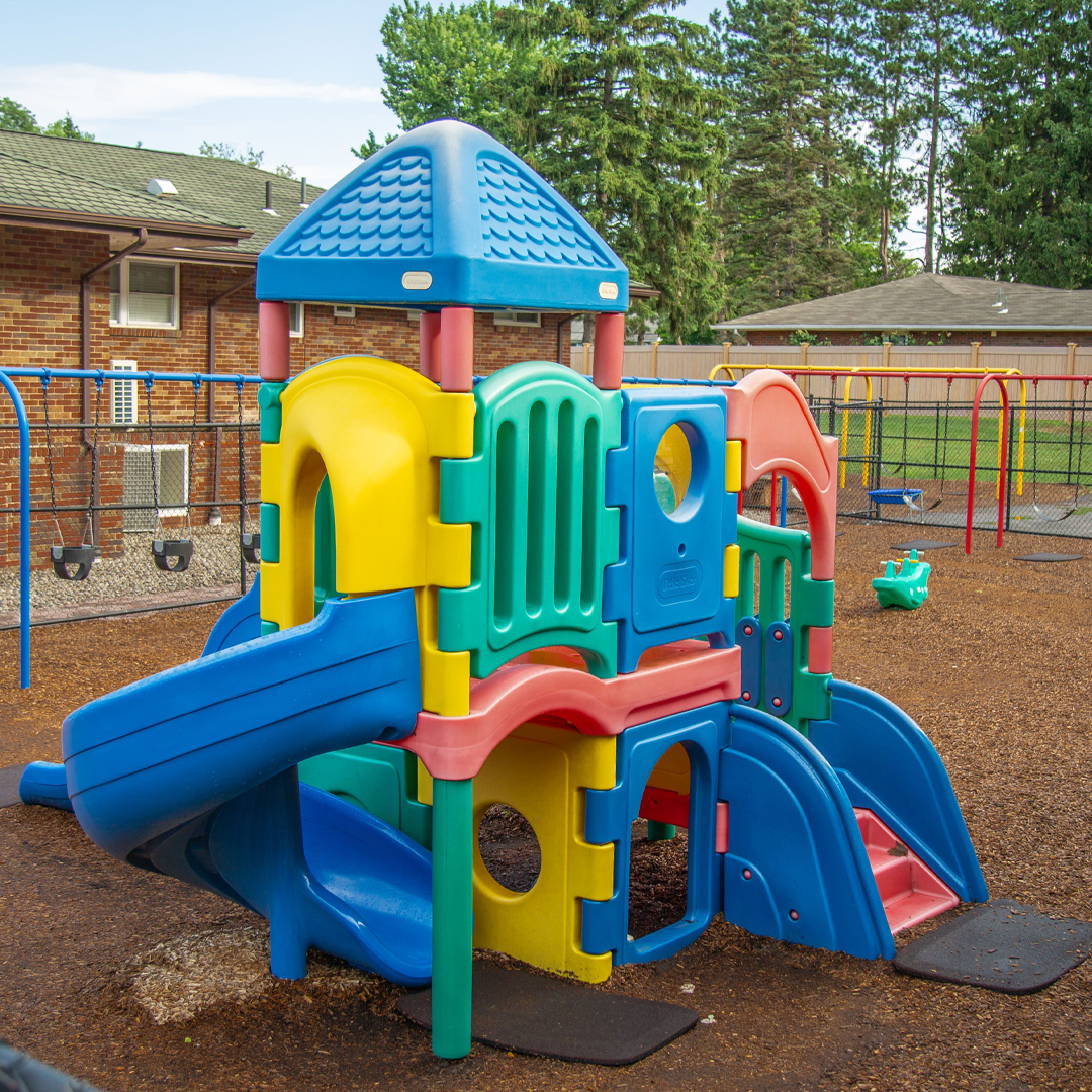 Preschool and Pre-Kindergarten playground