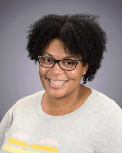 Headshot - Tierra Roberts, Distance Learning Instructor
